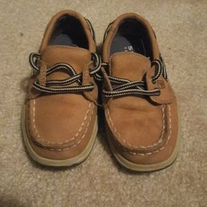 Sperrys for Toddler Boys size 7C